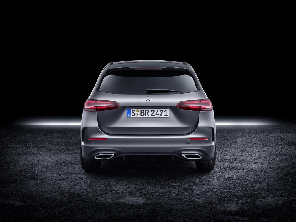 Este es el nuevo Clase B de Mercedes-Benz
