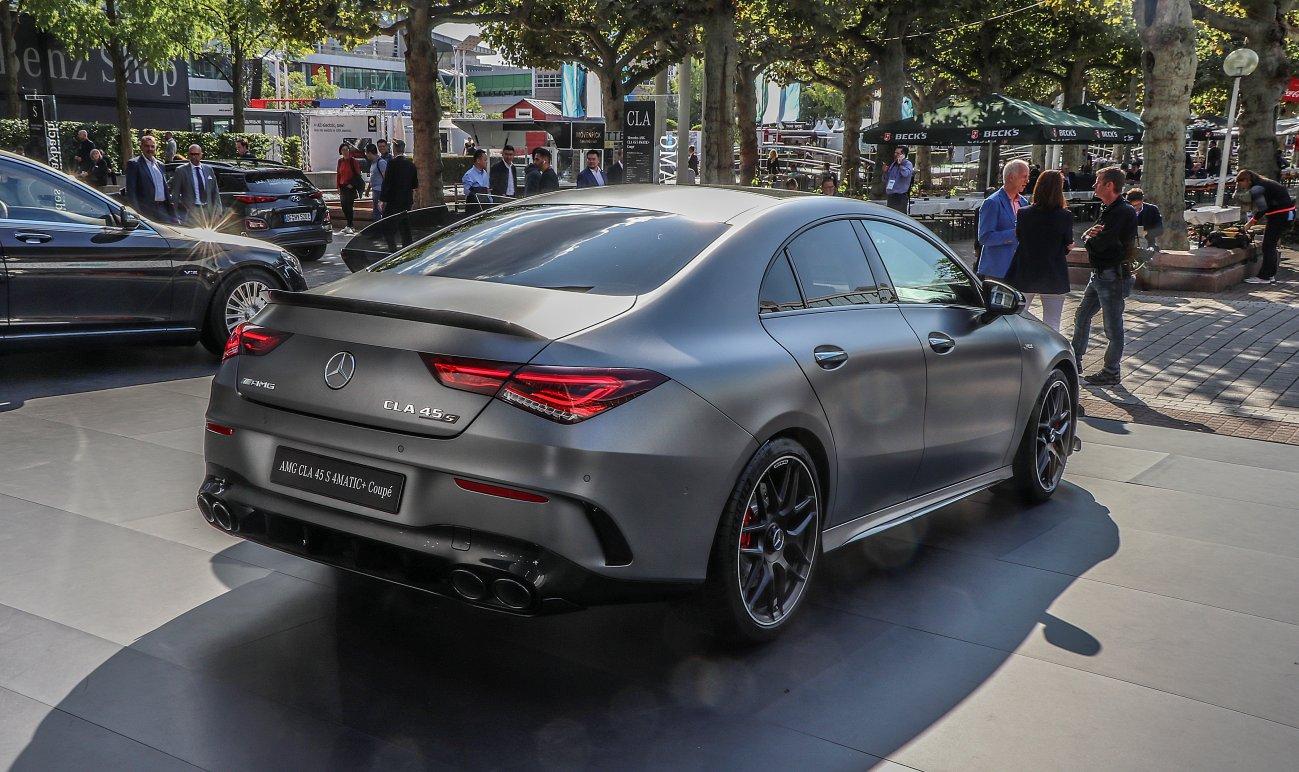 Todas las novedades de Mercedes-Benz en el IAA de Frankfurt 2019