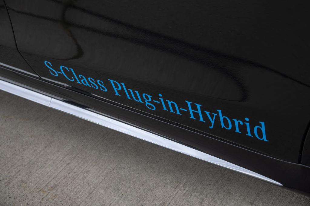 Nuevo Clase S híbrido enchufable 2021. La nueva referencia