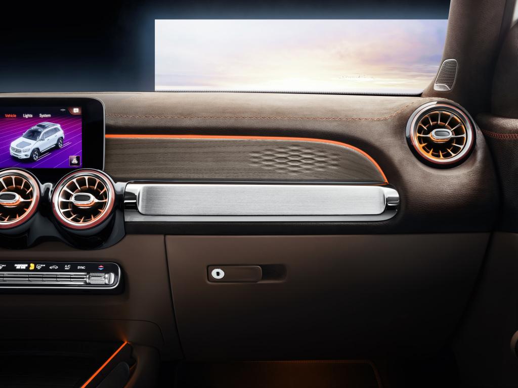 Mercedes-Benz lanza el Concept GLB 2019. Un concept muy cercano a la producción