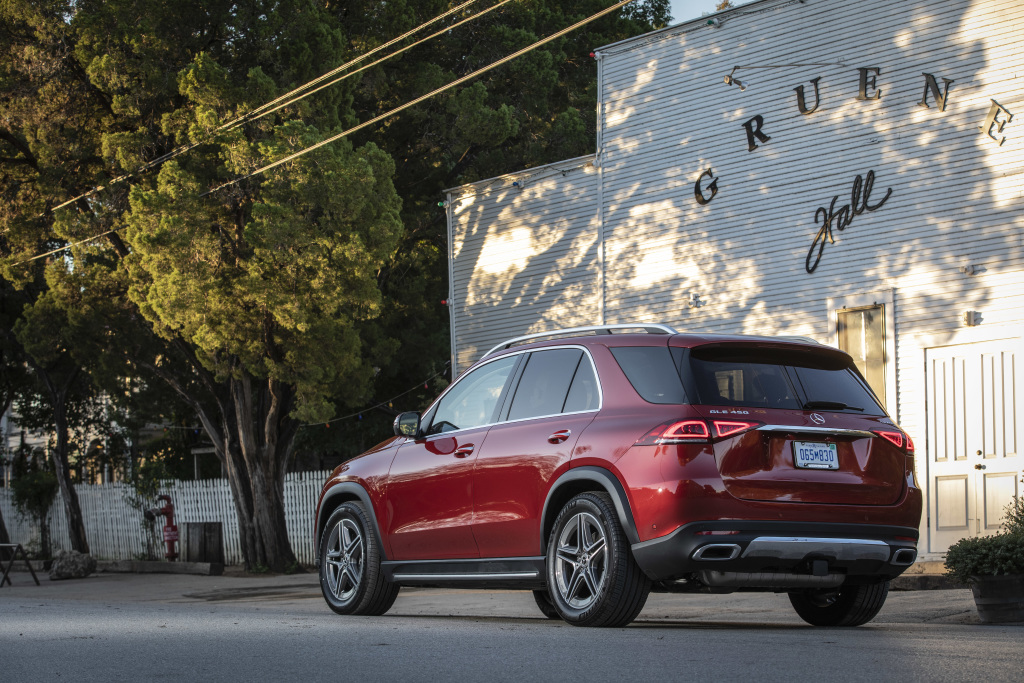 Estas son las versiones que ya puedes reservar del nuevo Mercedes-Benz GLE 2019