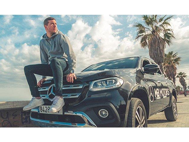 Aleix Sanllehy, Windsurfista profesional (Top10 del mundo)