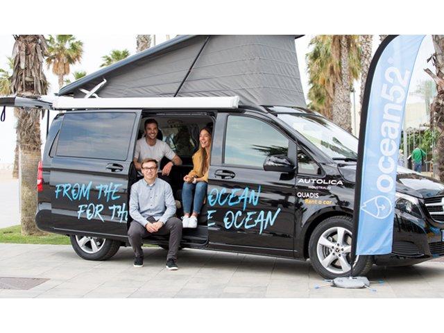 Santi Mier, CEO y fundador de Ocean52