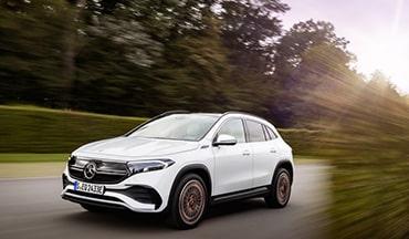 Nuevo Mercedes-Benz EQA. La nueva referencia dentro de los SUV compactos eléctricos de lujo